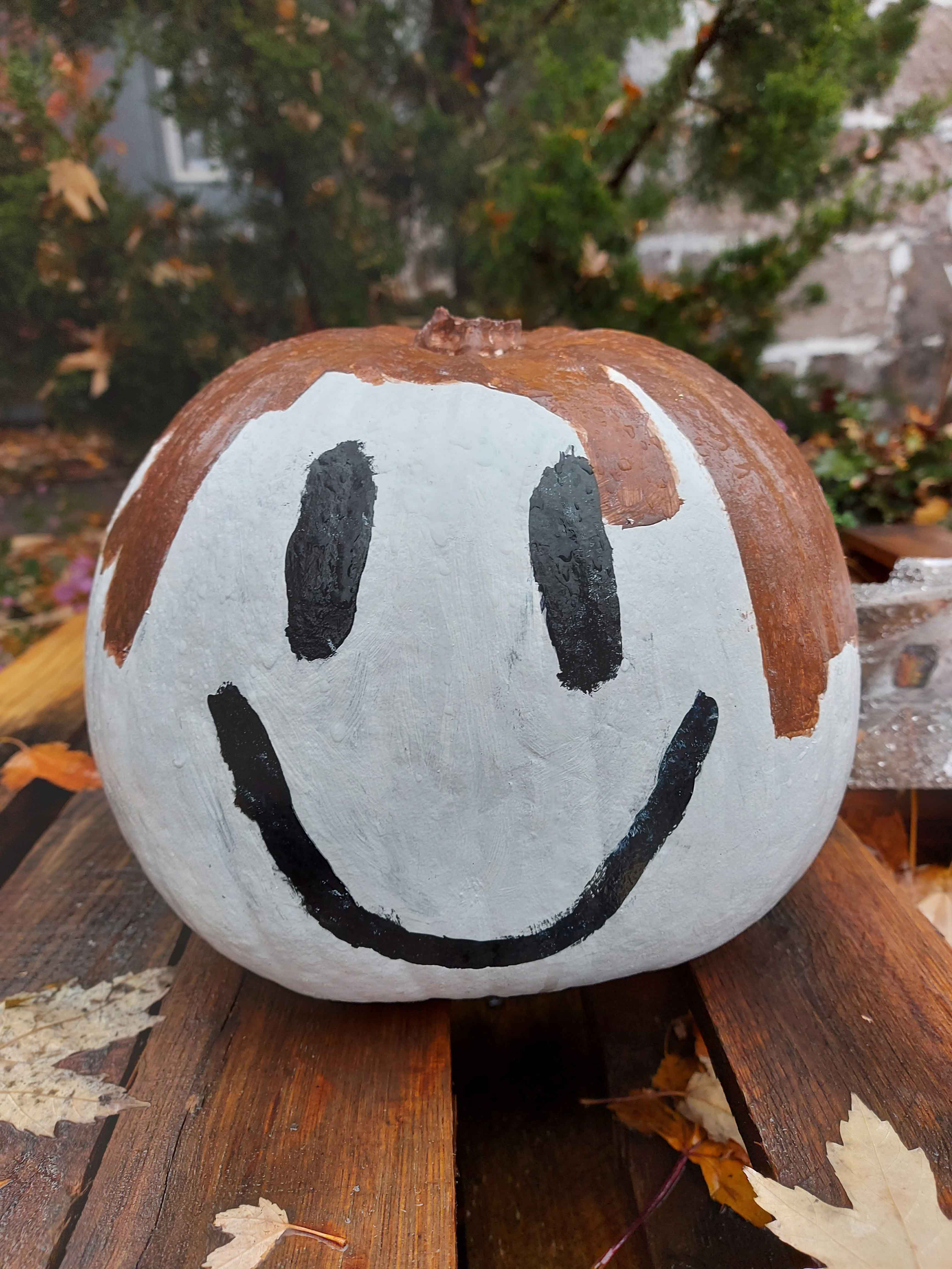 # 12 - Roblox pumpkin head !